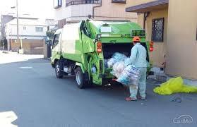 ごみ収集車、ごみ袋何個入るか知っていますか?